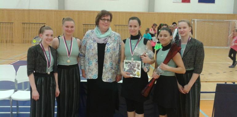 4. ročník taneční soutěže O pohár starostky města Česká Lípa