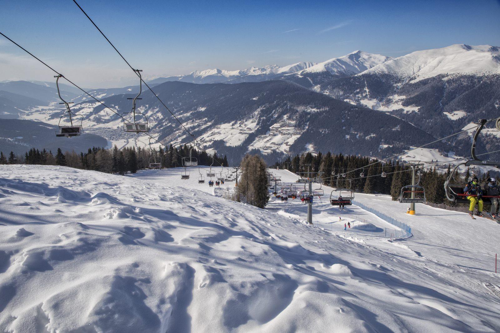 Zimní prázdniny na horách