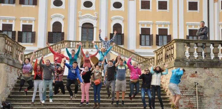 Vlastivědný výlet po Moravě