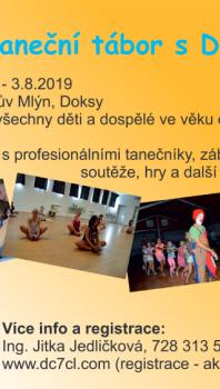 Letní taneční tábor s DC7