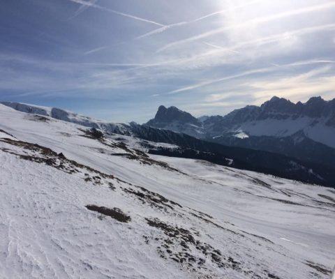 FOTOGALERIE: Dolomity 2019